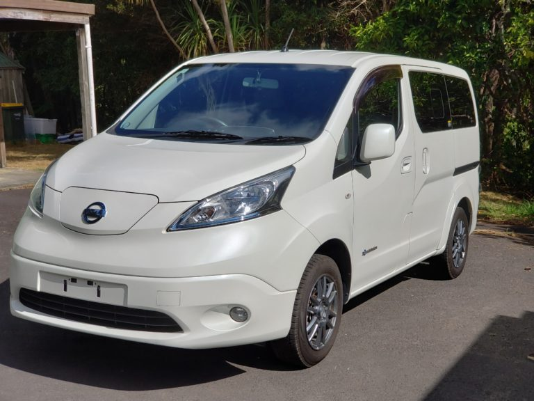Picture of e-NV200 G Wagon 7 Seat 2015
