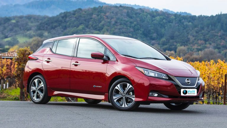Picture of 40 kWh battery Leaf G 240-280km range